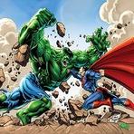 HULK VS SUPERMAN - QUEM VENCERIA ESTA LUTA?