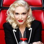 """Descubra o batom vermelho de Gwen Stefani em """"The Voice """""""