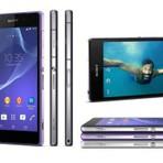 Celulares em destaque - Sony Xperia Z2