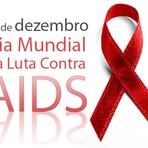 01 de Dezembro - Dia Mundial de Combate à AIDS