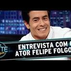 The Noite entrevista Felipe Folgosi