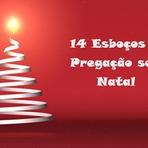 14 Esboços de Pregação sobre o Natal