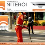 Concurso Público Companhia de Limpeza Urbana de Niterói - CLIN Niterói - RJ (APOSTILA)