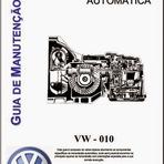 Transmissão automática VW 010