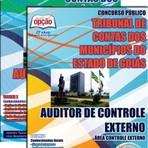 Livros - Apostila AUDITOR DE CONTROLE EXTERNO ? - Concurso Tribunal de Contas dos Municípios do Estado / GO 2015