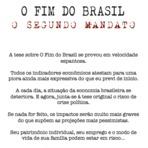 O Fim do Brasil II Mandato