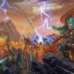 Comande exércitos e elimine as ameaças em Hero Commander