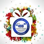 Promoção de Natal Loja Virtual Profissional