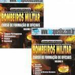 Apostila Concurso Bombeiros Militar MG 2014/2015 Cargo Curso de Formação de Oficiais CFO[+CD Grátis]