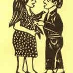 Rimas e versos – As Proezas de um Namorado Mofino – Por Leandro Gomes de Barros