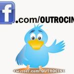 Outro Cine agora no Facebook e Twitter
