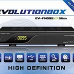EVOLUTIONBOX EV-FHD95 TRAVANDO OU SEM FUNCIONAR SAIBA COMO FAZER PARA VOLTAR A FUNCIONAR 03/12/2014
