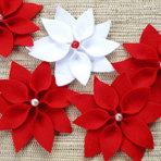 Arquitetura e decoração - Artesanato De Natal Em Feltro, Várias Dicas Lindas!