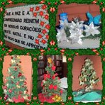 Arquitetura e decoração - Decoração Para O Natal Nas Escolas!