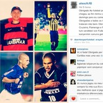 Futebol - Alex anunciou em seu Instagram que fará sua última partida no domingo pelo Coxa