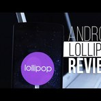 Review do Android Lollipop no Nexus 5