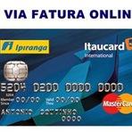 2 Via Fatura Cartão Ipiranga - Itaucard Online