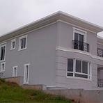 Moldura para fachada de casas  Tecnomoldura