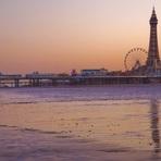 Blackpool, a cidade da diversão