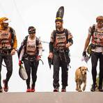 A incrível história do vira-lata que seguiu atletas por 700km (com fotos)