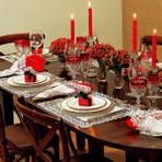 Dicas de decoração de mesa natalina