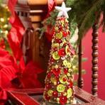 Arquitetura e decoração - Idéias de enfeites natalinos