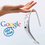A próxima versão do Google Glass 2 Terá Intel Inside