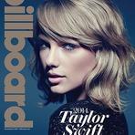 Taylor Swift é Capa da Revista Billboard