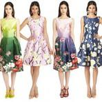 Vestidos Florais Para 2015, As Mais Belas Opções!