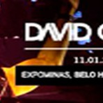 David Guetta no Expominas - solicite ingressos