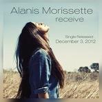 """Alanis Morissette celebra 2 anos do single """"Receive"""""""