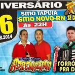 Festa de Aniversário do Bar Zé do Queijo no Sítio Tapuia Neste sábado 06