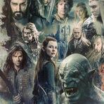 Cinema - O Hobbit: A Batalha dos Cinco Exércitos, 2014. Vídeo legendado: Legado da Terra-média.