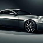 Aston Martin DB10: o carro do novo filme 007 Espectro!