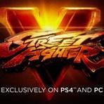 Street Fighter 5 tem vídeo vazado e será exclusivo para PS4 e PC