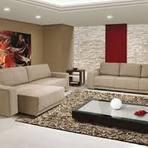 Decoração de Sala como Escolher uma Simples Decoração