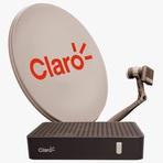 Claro TV irá estrear novo satélite, além de abrir o sinal de mais de 20 canais para os assinantes!