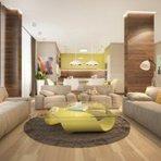 Cores tropicais para ambientes modernos e bem decorados