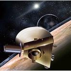 A sonda New Horizons da NASA se prepara para seu encontro com Plutão