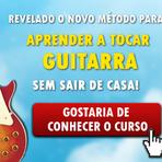 Música - Aprenda a tocar Guitarra sem sair de casa
