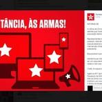 rado, PT convoca militância às armas