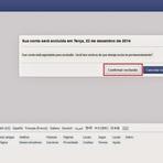 Saiba como excluir o Facebook definitivamente