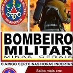 Corpo de Bombeiros de Minas Gerais publica Concurso com 30 vagas para nível médio