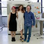 Peças de vestuário maleáveis feitas em impressão 3D