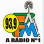 Rádio 93,9 FM ao vivo e online São Fidélis RJ