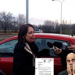 Na Itália, mulher de Pizzolato confirma que a Globo recebeu dinheiro do mensalão