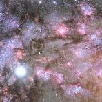 Espaço - Astrofoto: Caldeirão de estrelas