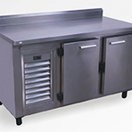 Fabricante de balcão refrigerado industrial inox - Solution Inox