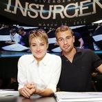 Cinema - Divulgada nova Imagem e novo Teaser de 'Insurgent'