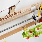 Pintura - WaterColorBot - A impressora que imprime em aquarela